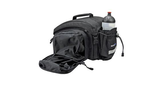 KlickFix Rackpack 1 Plus Gepäckträgertasche für Racktime schwarz